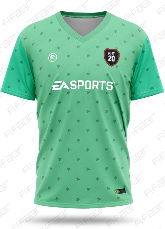 Camisa Ultimate Team St Patrick's Day Edition Verde