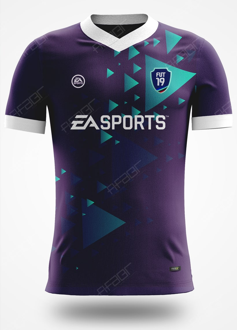 Camisa Ultimate Team Arrows Edition Roxa e Azul
