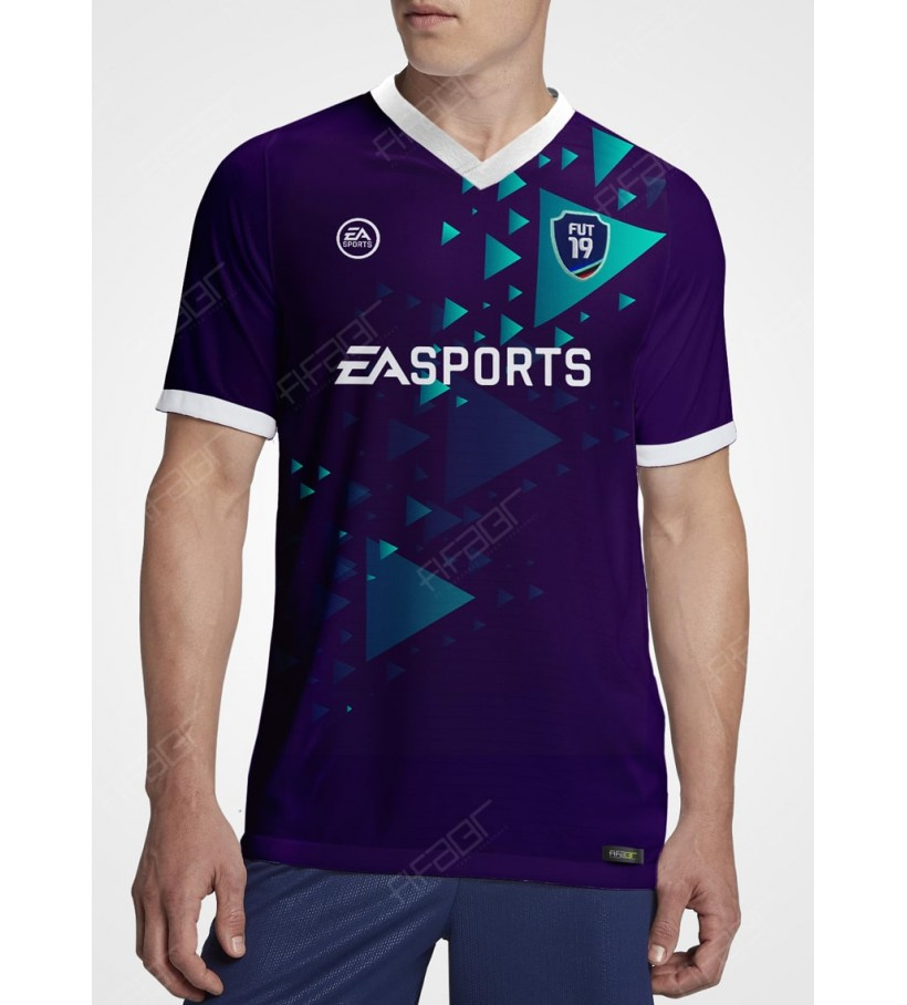 Camisa Ultimate Team Arrows Edition Roxa e Azul