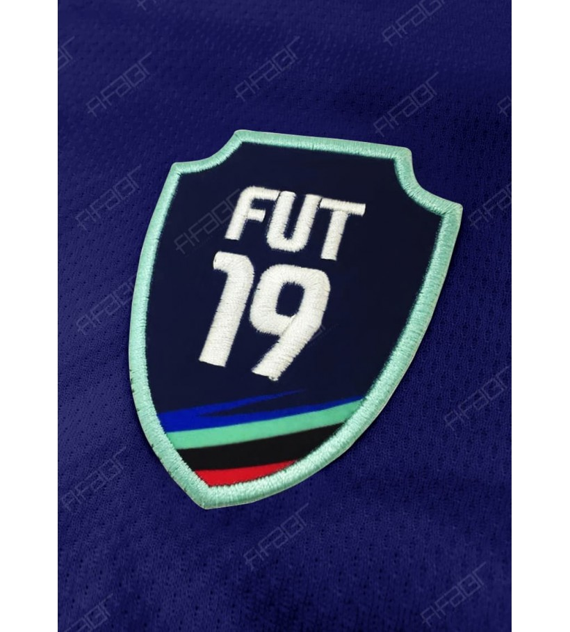 Camisa Ultimate Team Territories Edition Azul Escuro