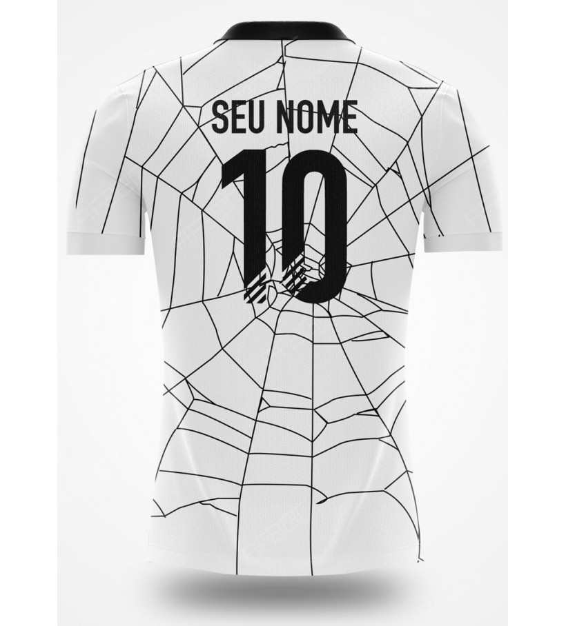 Camisa Ultimate Team Ultimate Scream Edition Branca