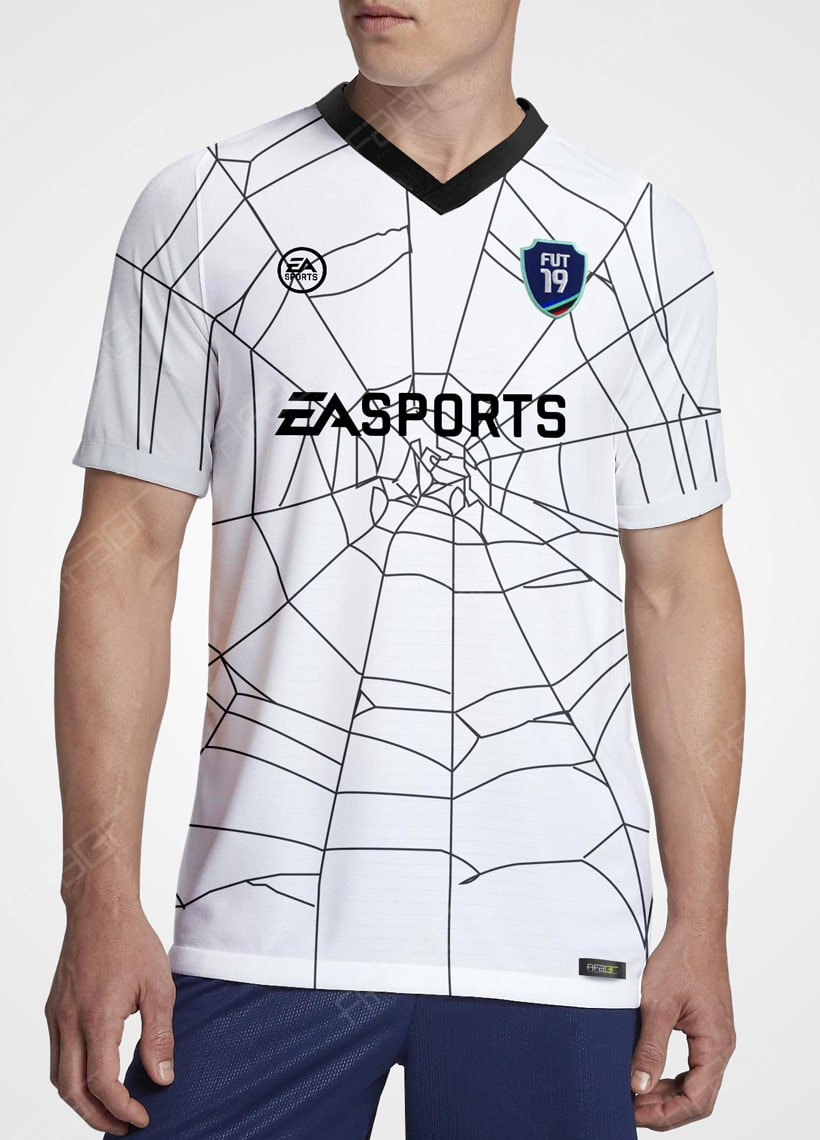 Camisa Ultimate Team Ultimate Scream Edition Branca