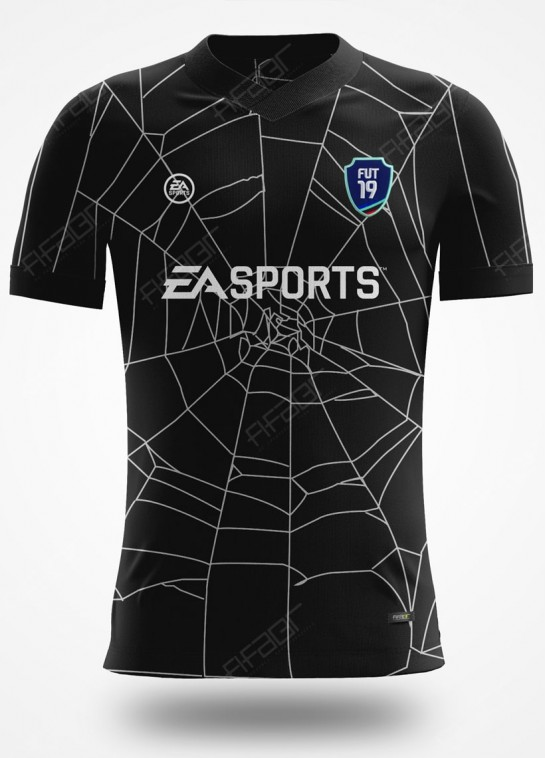Camisa Ultimate Team Ultimate Scream Edition Preta