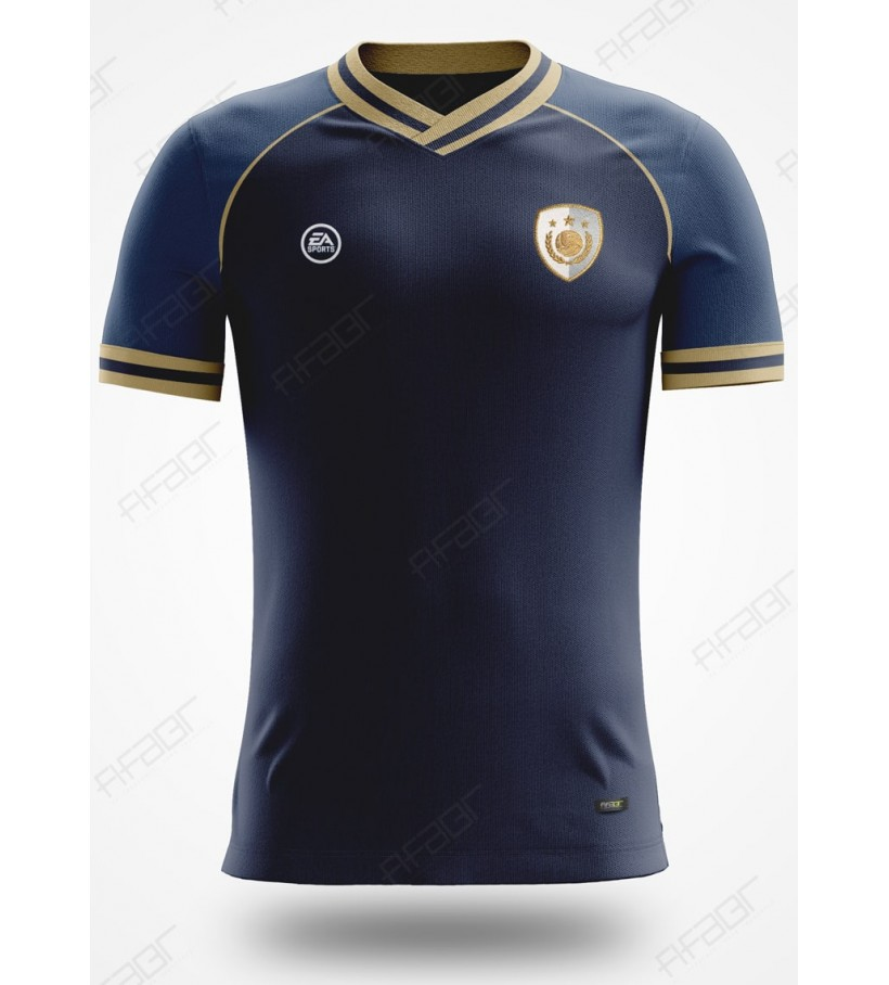 Camisa Ultimate Team Icon Edition Azul Marinho