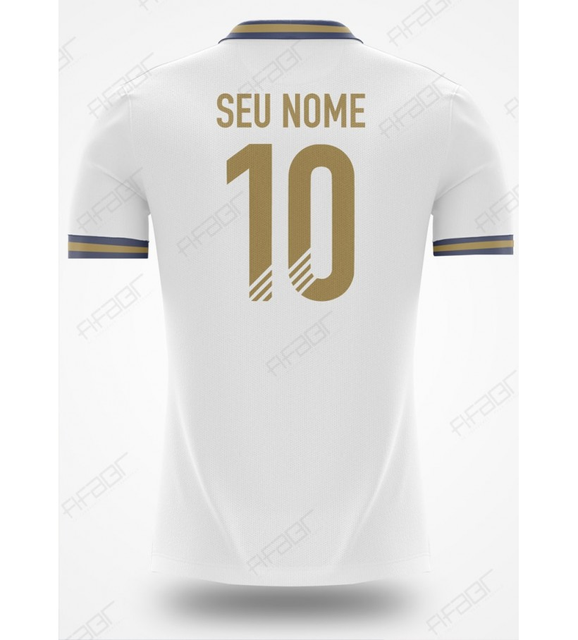 Camisa Ultimate Team Icon Edition Branca