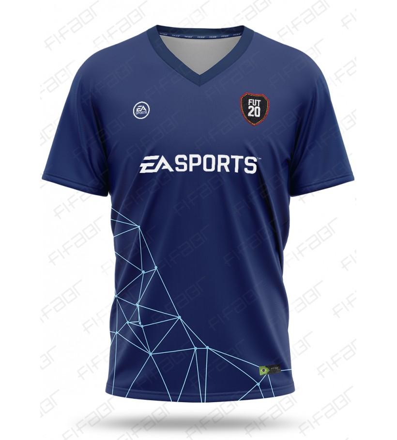 Camisa Ultimate Team Territories Edition Azul Escuro