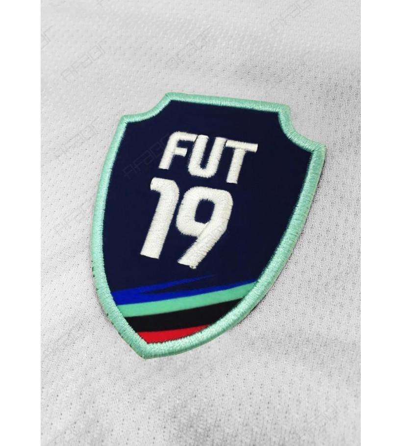 Camisa Ultimate Team Fut 18 Team Of The Week Branca e Rosa