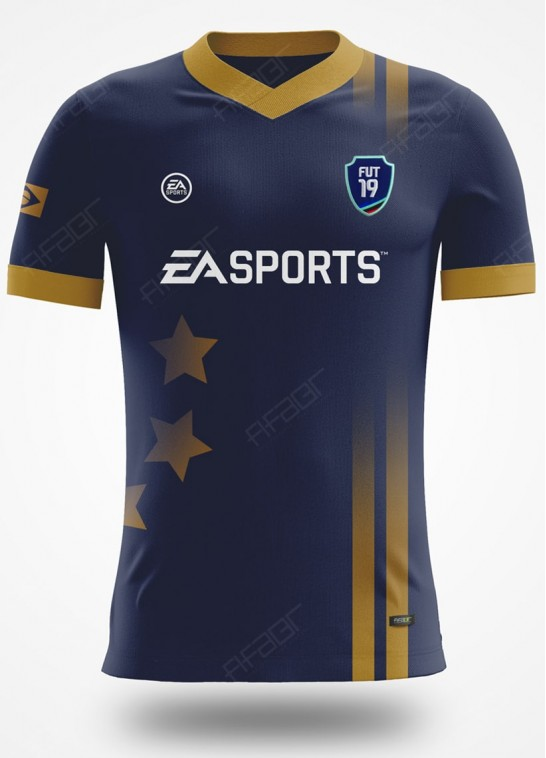Camisa Fifa Ultimate Team Territories Brasil Edition