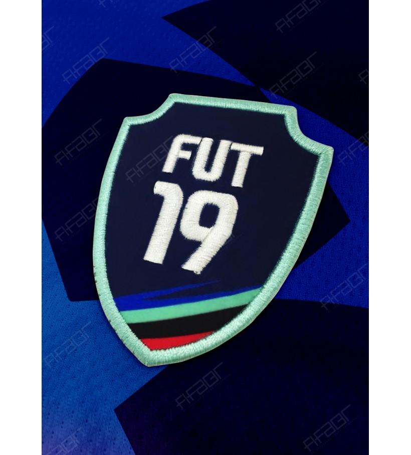 Camisa Ultimate Team Champions League Azul e Rosa Degradê