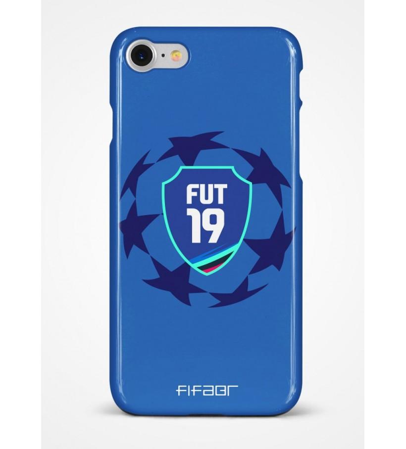 Capinha Fut 19 Champions League Azul - Clique e Selecione seu Modelo