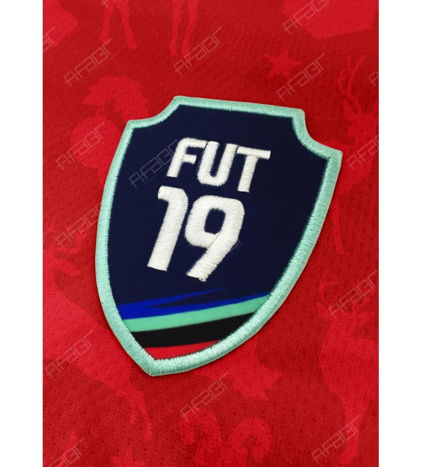 Camisa Fifa Ultimate Team FutMas Edition Vermelha