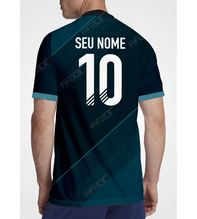 Camisa Fifa Ultimate Team Mobile Plataform Edition Verde Escuro