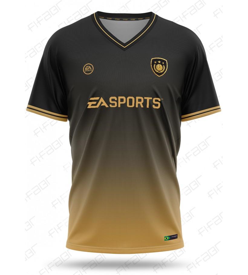 Camisa Ultimate Team Icon Edition Preta