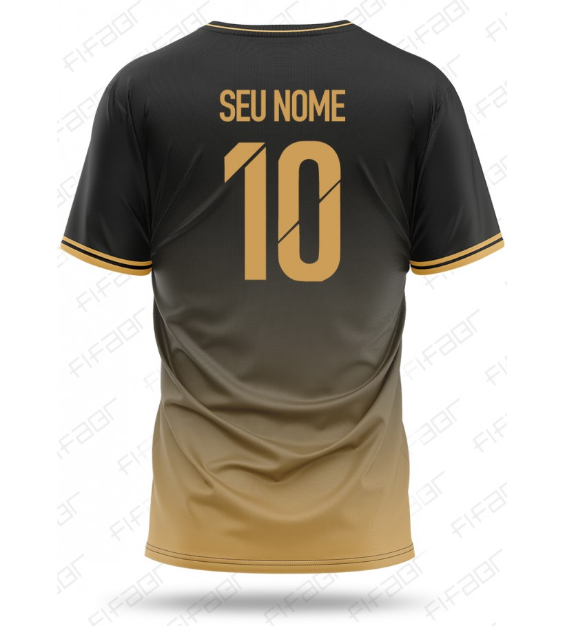 Camisa Ultimate Team Icon Edition Preta