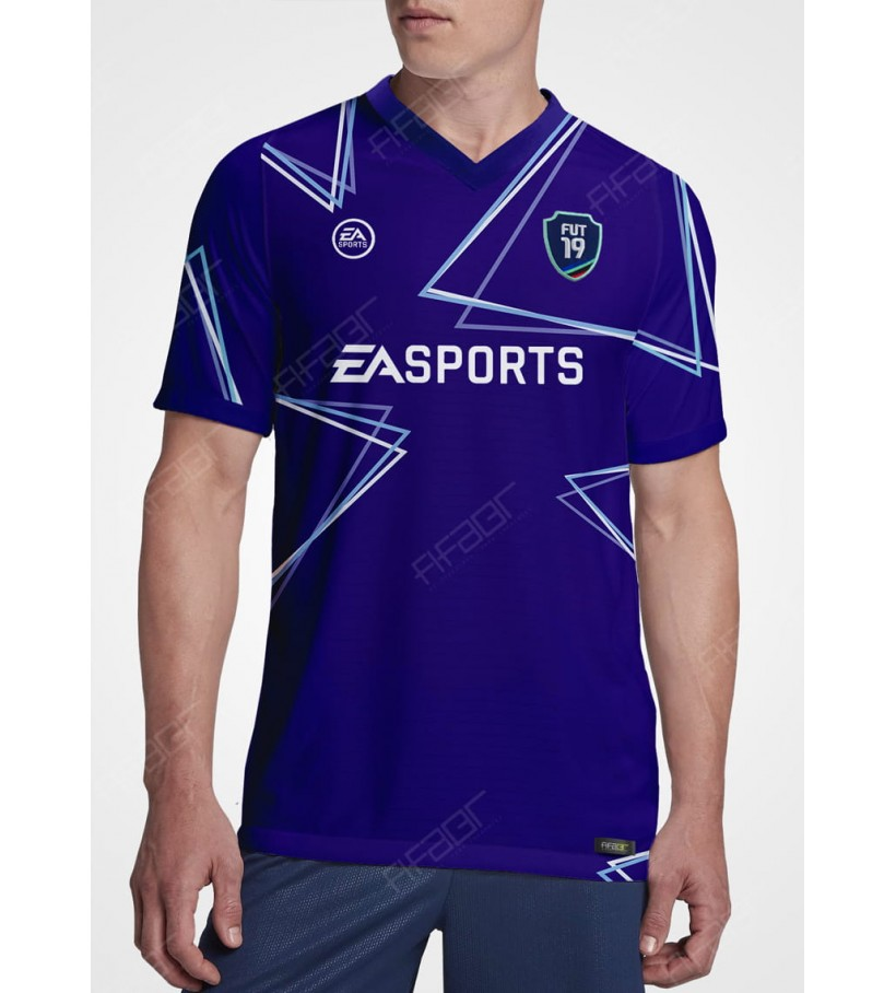 Camisa Ultimate Team Arrows Edition Tons de Azul