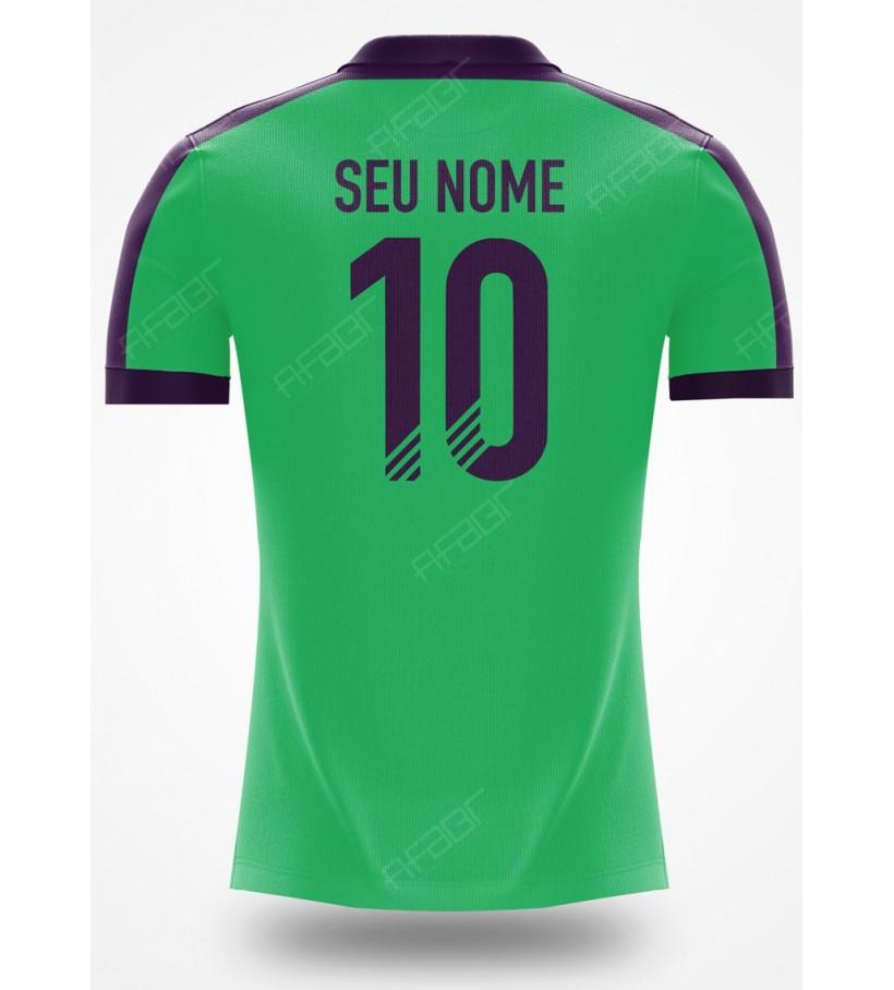 Camisa Fifa Ultimate Team Premier League Edition Verde