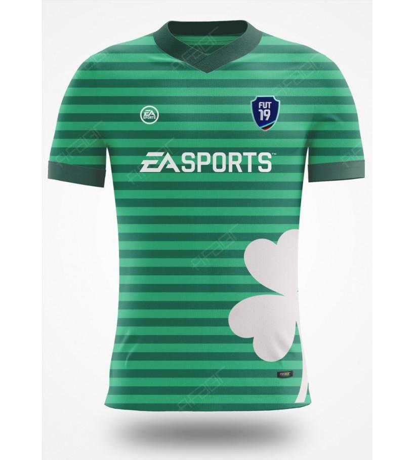 Camisa Ultimate Team St Patrick's Day Edition Verde Fut 19