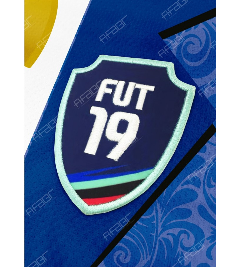Camisa Fifa Ultimate Team Toty Edition Azul