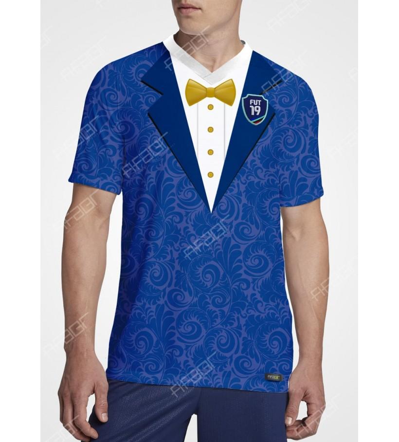 Camisa Fifa Ultimate Team Toty Edition Azul