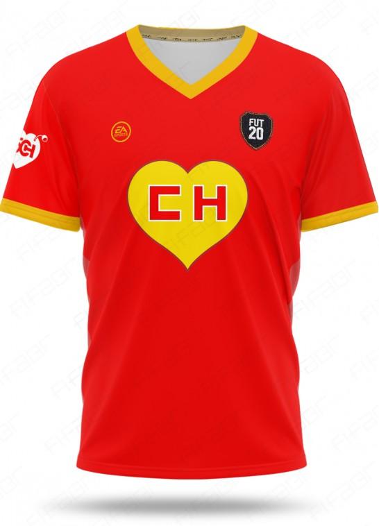 Camisa Ultimate Team Chapolin Vermelha