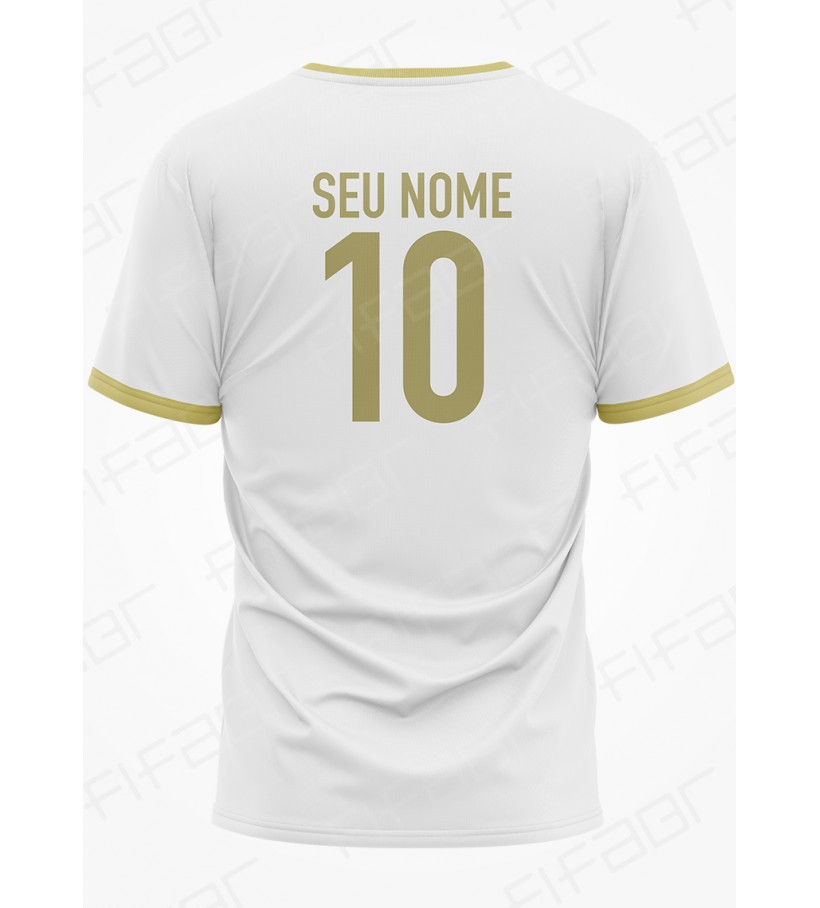 Camisa Ultimate Team Icon Edition Branca Fut 20
