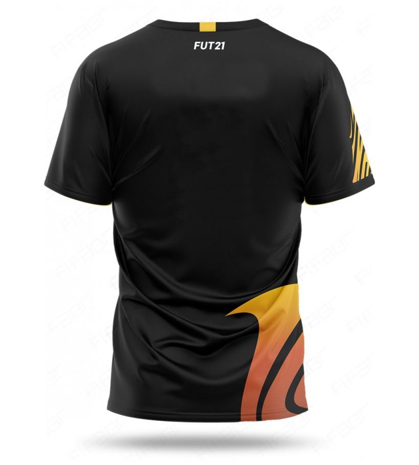 Camisa Fifa Ultimate Team Fut 21 TOTW Preta