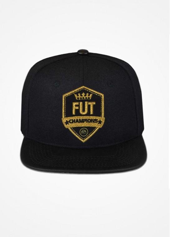 Boné Aba Reta Fifa Ultimate Team - Fut Champions Preto