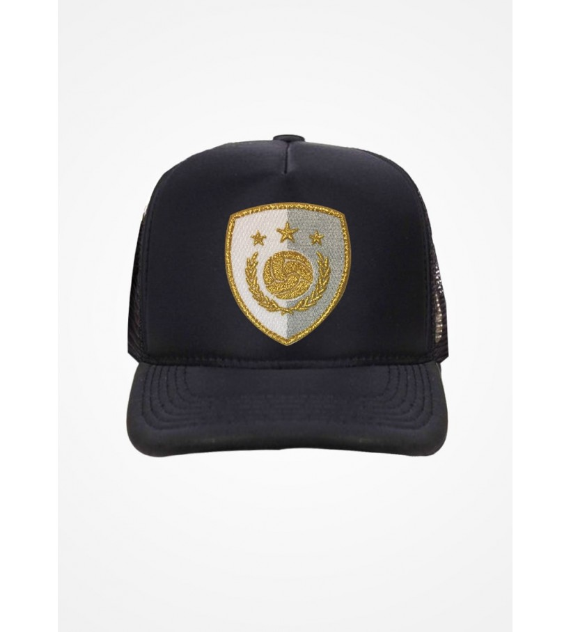 Boné Trucker Preto Fifa Ultimate Team Icon White