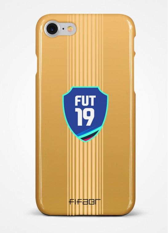 Capinha Fut Champions Gold Edition Bege - Clique e Selecione seu Modelo