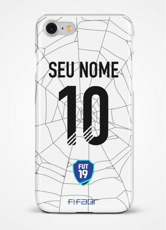 Capinha Ultimate Team Halloween Edition Branca - Com Personalização - Selecione o Modelo