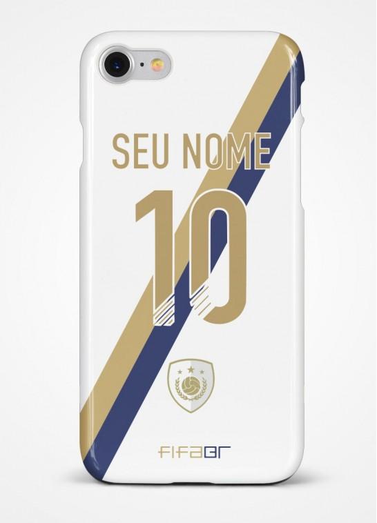 Capinha Ultimate Team Icon Edition Branca - Com Personalização - Selecione o Modelo
