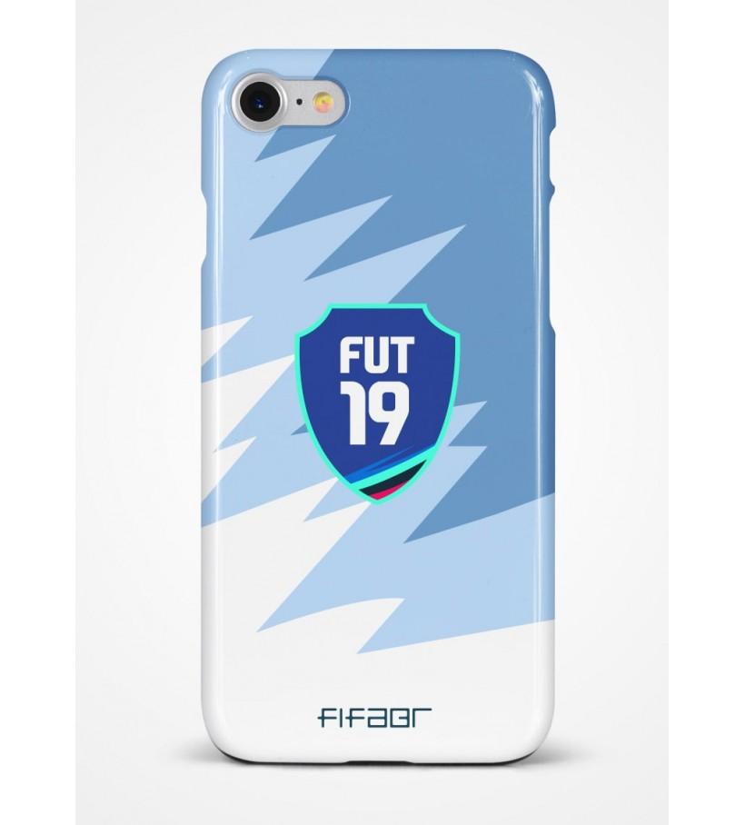 Capinha Ultimate Team Futties Edition Azul e Branco - Clique e Selecione seu Modelo