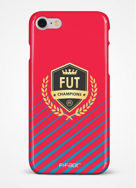 Capinha Fut Champions Vermelho e Azul Claro - Clique e Selecione seu Modelo
