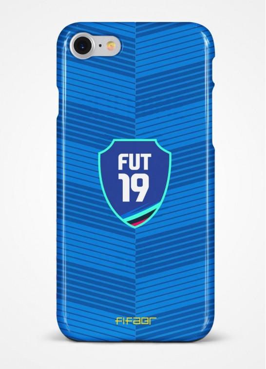 Capinha Ultimate Team TOTW Edition Azul e Amarelo - Clique e Selecione seu Modelo