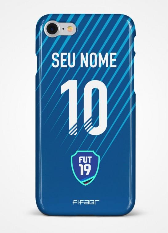 Capinha Ultimate Team TOTS Edition Azul Escuro - Com Personalização - Selecione o Modelo