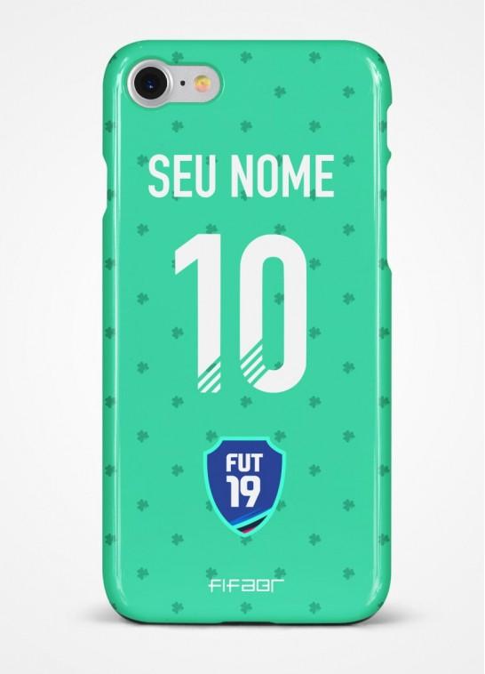 Capinha Ultimate Team St Patrick's Day Verde - Com Personalização - Selecione o Modelo