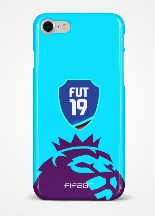 Capinha Ultimate Team Premier League Azul Claro - Clique e Selecione seu Modelo