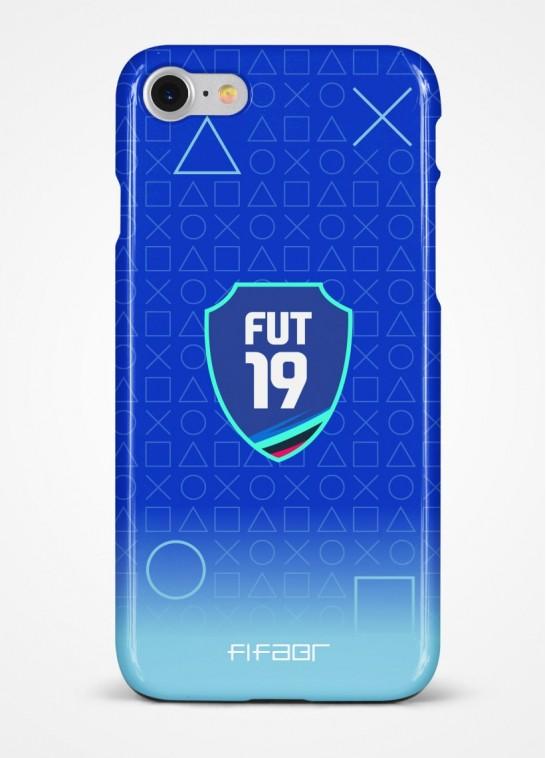 Capinha Ultimate Team PlayStation Azul - Clique e Selecione seu Modelo