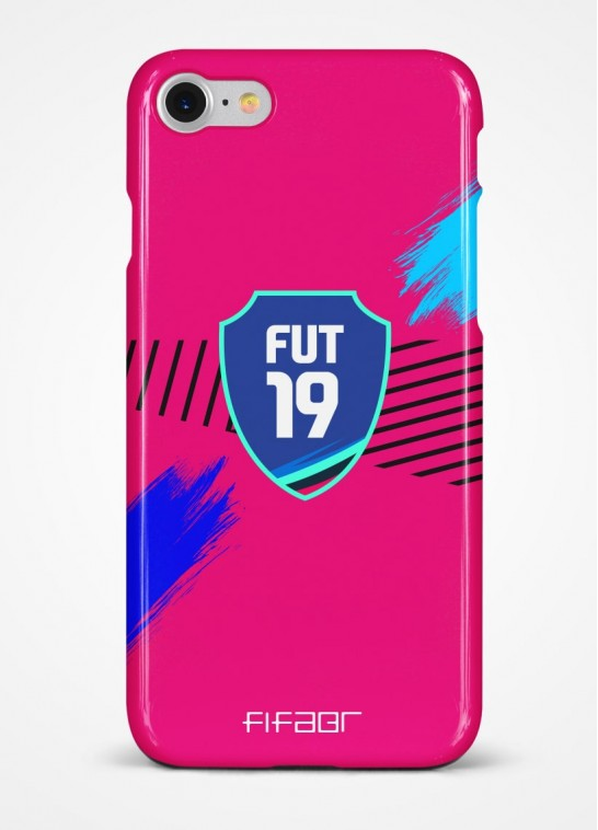 Capinha Ultimate Team TOTW Rosa e Azul - Clique e Selecione seu Modelo