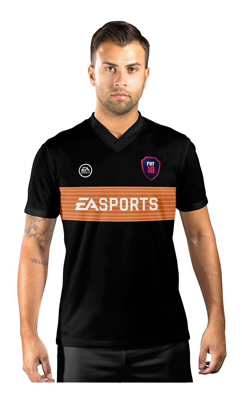Camisa Ultimate Team Fut 18 Fut Champions Bronze