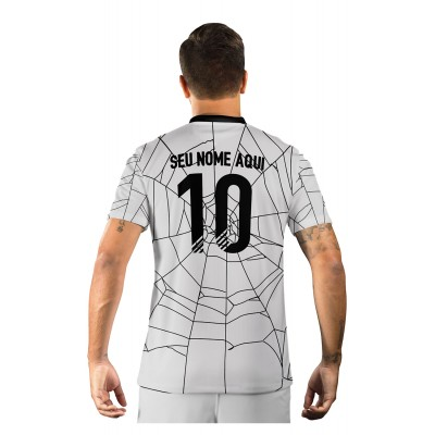 Camisa Ultimate Team Fut 18 Hallowen Branca
