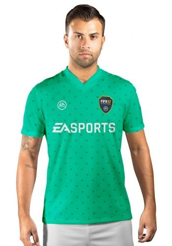 Camisa Fut Champions Ultimate Team FIFA 17 St Patrick's Day