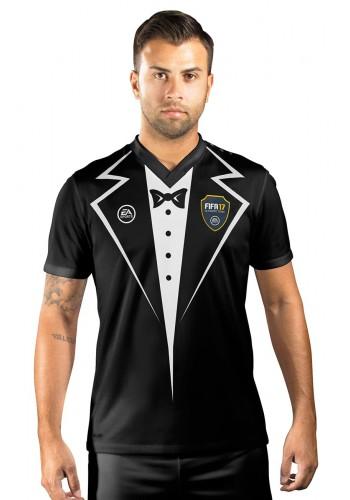 Camisa Ultimate Team FIFA 17 Smoking e Preto
